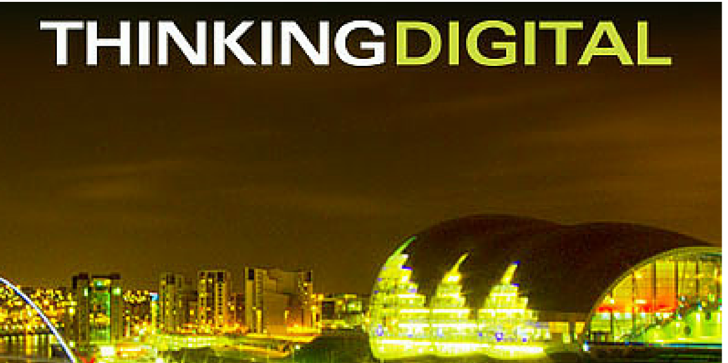 Thinking Digital Hero image of the SAGE
