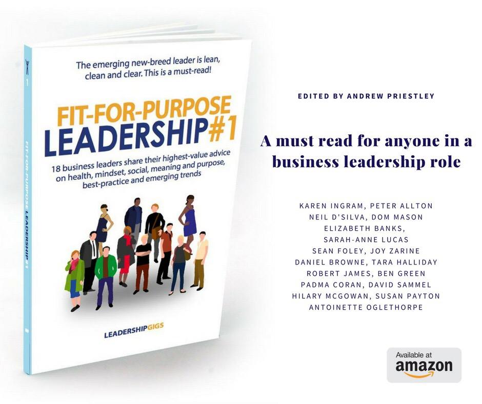 Fit-For-Purpose Leadership