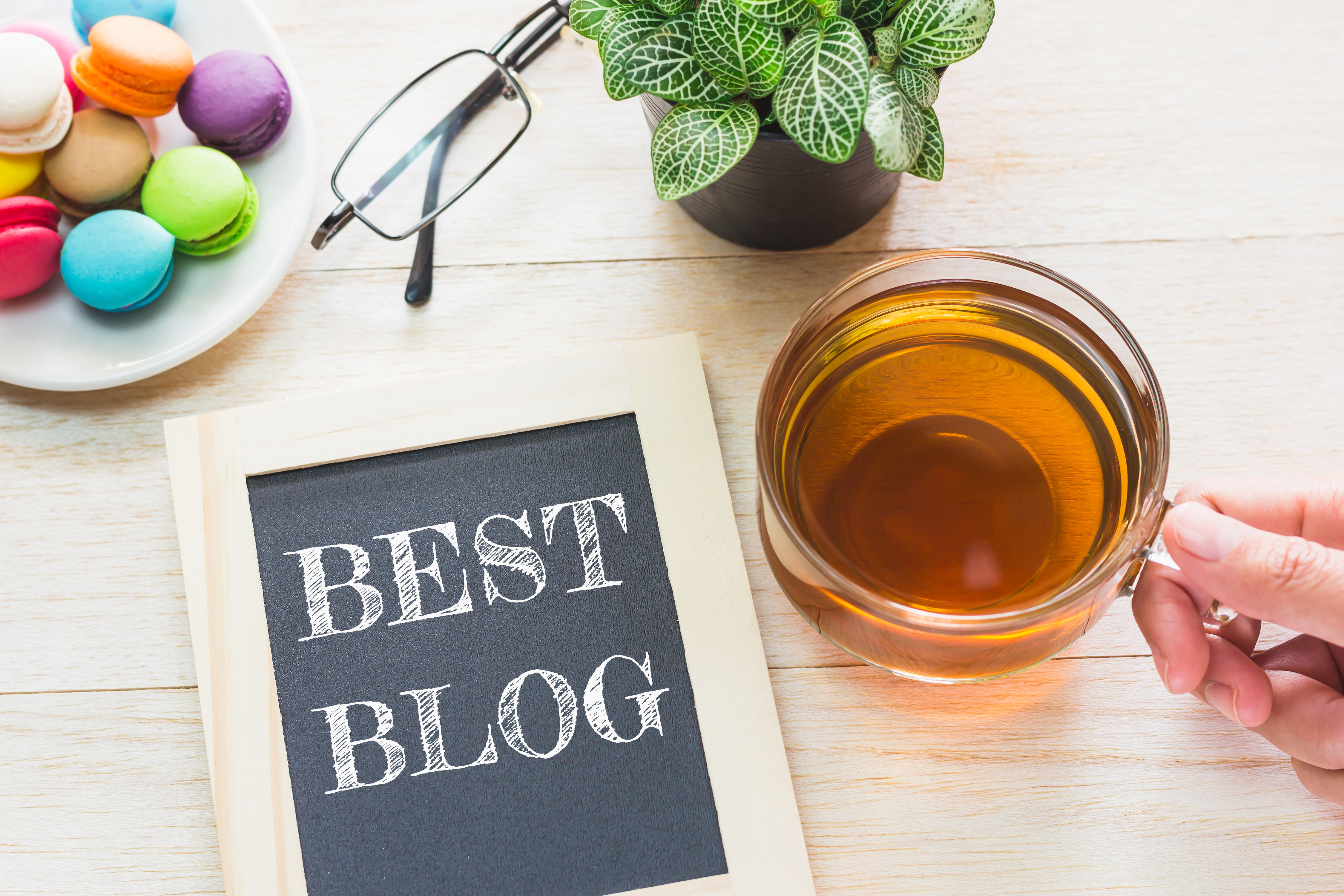 Best blogs of 2018