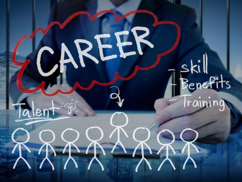 Career, Talent, Skills, Benefits, Training