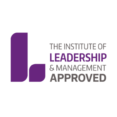 The Institute of Ledership & Management Approved logo
