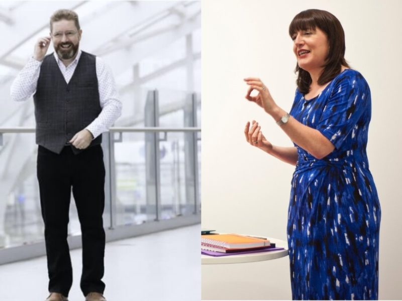Ian Brodie and Antoinette Oglthorpe on Creating effective online courses