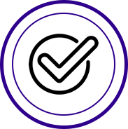 tick icon for Managers
