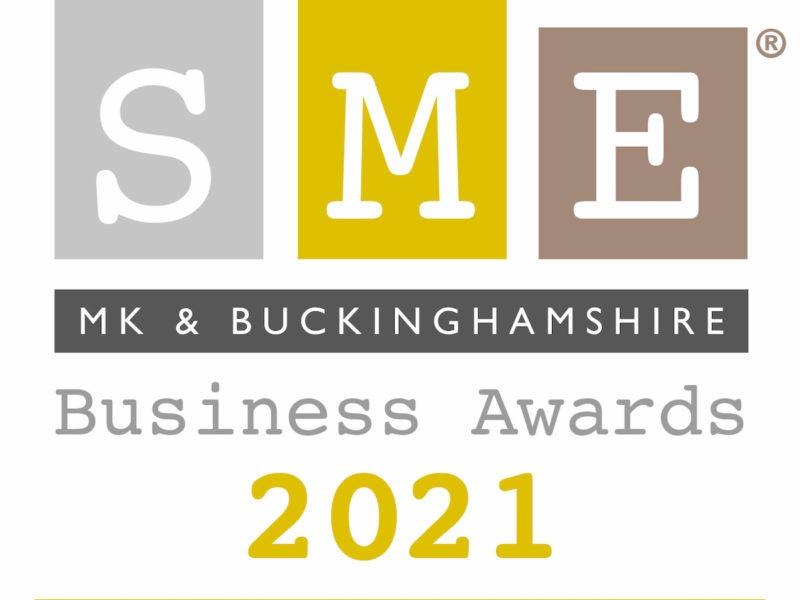 finalists at the SME MK & Buckinghamshire Awards 2021 logo