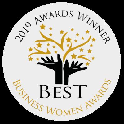 Award winner Best Business womens awards