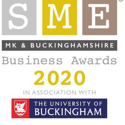 SME MK&Bucks Business Award 2020 GOLD WINNER