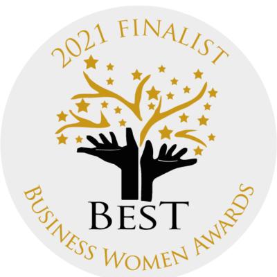 Best Business Womens Awards 2021 finalist
